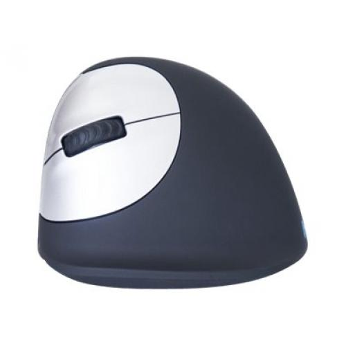 R-Go HE Mouse Ergonomic mouse, Medium (165-195mm), Left Handed, wireless