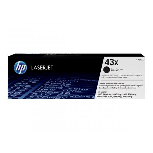 HP 43X  -  High Yield
