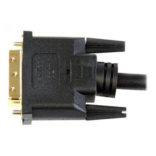 StarTech.com 6ft HDMI to DVI D Adapter Cable
