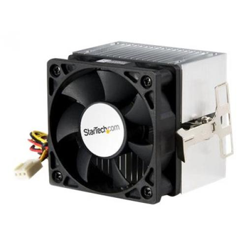 StarTech.com 60x65mm Socket A CPU Cooler Fan with Heatsink for AMD Duron or Athlon processor cooler