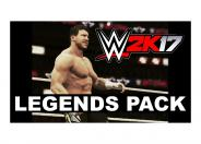 WWE 2K17 Legends Pack