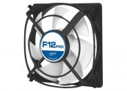 Arctic F12 Pro 120mm Case Fan<br><br>ARCTIC F Pro is a professional case fan that outperforms other generic case fans in the market. Its noise-performance ratio is superior as it offers high airflow while maintaining quiet operation at the same time.  ARC