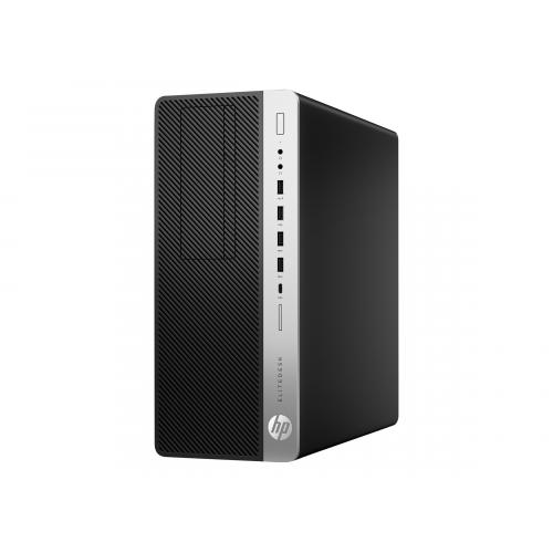 HP EliteDesk 800 G3 tower - Core i7 7700 3 6 GHz - 32 GB - 256 GB - QWERTY  UK