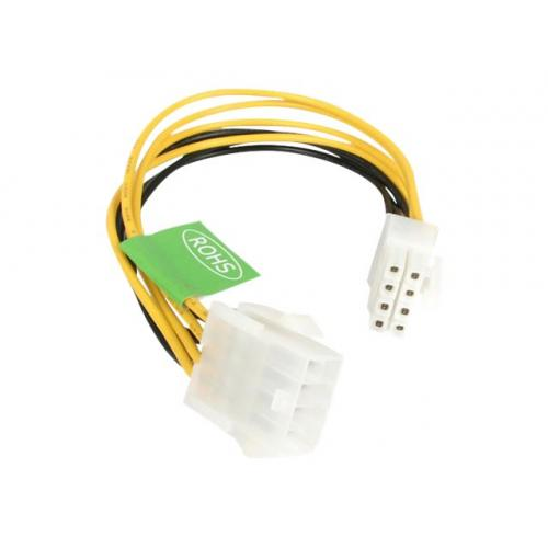 StarTech.com EPS 8 Pin Power Extension Cable