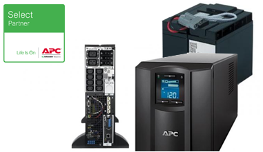 APC by Schneider Electric - Select Partner
