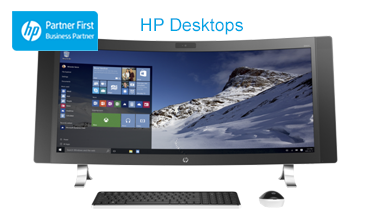 HP Desktops - Partner First Business Partner