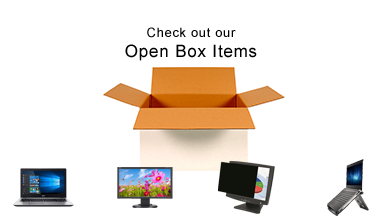 Open Box Items