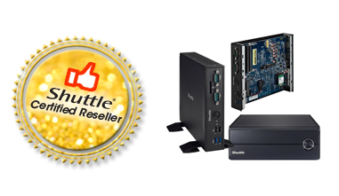 Shuttle Products - Certified Reseller
