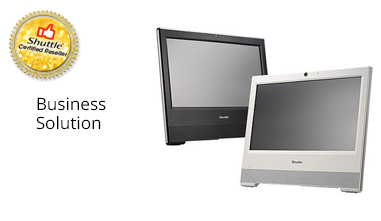 Shuttle Touchscreen PCs - Certified Reseller