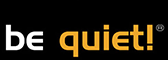 Be Quiet logo