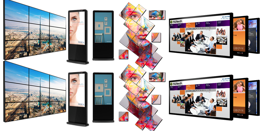 Digital Signage Slideshow Image