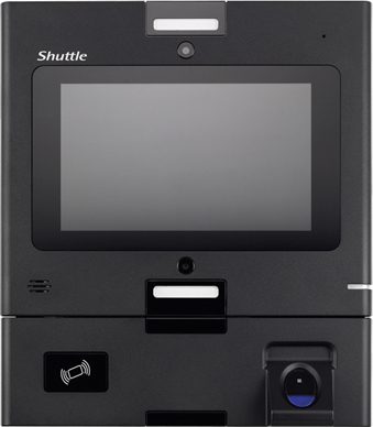 Shuttle Face Recognition Solution