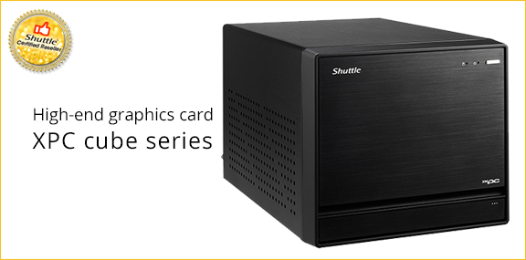 Shuttle XPC Cube Series